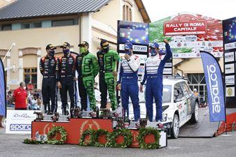Premiazione CIR, ITALIAN RALLY CHAMPIONSHIP SPARCO