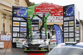 Premiazione ERC, ITALIAN RALLY CHAMPIONSHIP SPARCO
