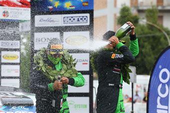 Premiazione Finale, ITALIAN RALLY CHAMPIONSHIP SPARCO