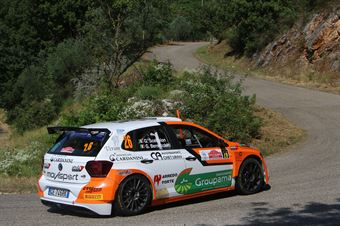Giacomo Scattolon Giovanni Bernacchini, Volkswagen Polo Gti RC2 #26, ITALIAN RALLY CHAMPIONSHIP SPARCO
