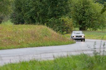 , CAMPIONATO ITALIANO REGOLARITÀ AUTO STORICHE