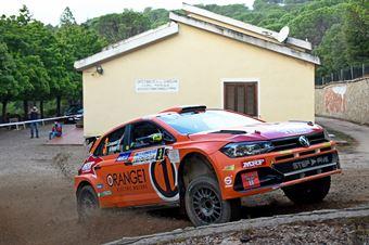 Campedelli Simone Gianfrancesco Maria Rappa, Volkswagen Polo R5 #3, CAMPIONATO ITALIANO RALLY TERRA