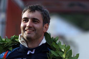 Umberto Scandola, Podio, CAMPIONATO ITALIANO RALLY TERRA