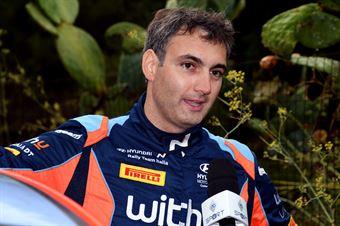 Scandola Umberto, Hyundai i20 R5 #1, CAMPIONATO ITALIANO RALLY TERRA