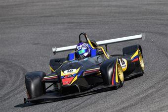 Acosta Molina Davide, Wolf GB08 Thunder #18, Luxury Car Racing , CAMPIONATO ITALIANO SPORT PROTOTIPI