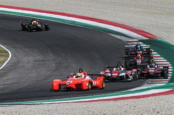 Fattorini Michele, Wolf GB08 Thunder #3, Speed Motor, CAMPIONATO ITALIANO SPORT PROTOTIPI