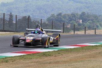 David Alejandro Acosta Molina, Wolf GB08 Thunder #18, Luxury Cars Racing, CAMPIONATO ITALIANO SPORT PROTOTIPI