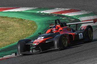 Mosca Andrea, Wolf GB08 Thunder #5, Zero Racing , CAMPIONATO ITALIANO SPORT PROTOTIPI