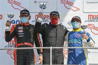 Podium Master race 1, CAMPIONATO ITALIANO SPORT PROTOTIPI