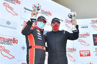 Podium Master Race 2, CAMPIONATO ITALIANO SPORT PROTOTIPI