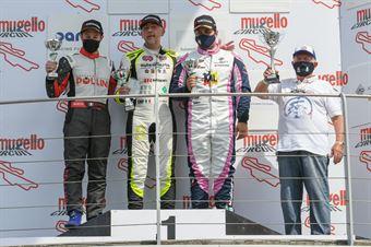 Podium race 1, CAMPIONATO ITALIANO SPORT PROTOTIPI