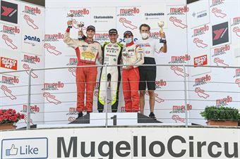Podium race 2, CAMPIONATO ITALIANO SPORT PROTOTIPI