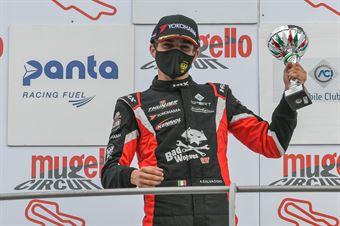 Podium Rookie Race 1, CAMPIONATO ITALIANO SPORT PROTOTIPI