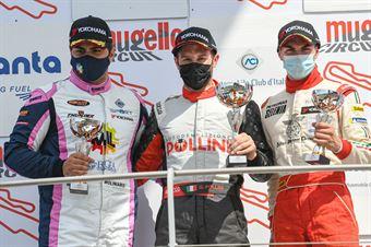 Podium Under 25 race 1, CAMPIONATO ITALIANO SPORT PROTOTIPI