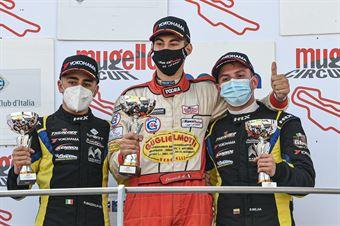 Podium under 25 race 2, CAMPIONATO ITALIANO SPORT PROTOTIPI