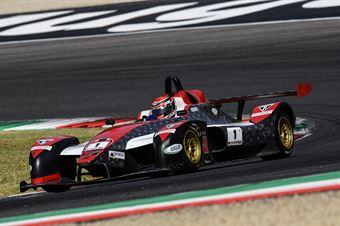 Pollini Giacomo, Wolf GB08 Thunder #1, ASD Giacomo Race , CAMPIONATO ITALIANO SPORT PROTOTIPI