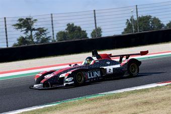Pollini Matteo, Wolf GB08 Thunder #1, ASD Giacomo Race, CAMPIONATO ITALIANO SPORT PROTOTIPI