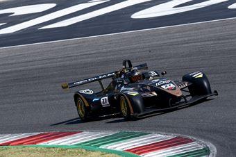 Salvaggio Alessio, Wolf GB08 Thunder #27, Luxury Cars Racing , CAMPIONATO ITALIANO SPORT PROTOTIPI