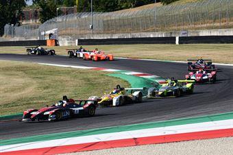 Start race 2, CAMPIONATO ITALIANO SPORT PROTOTIPI