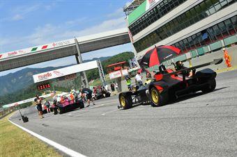 Starting grid Race 1, CAMPIONATO ITALIANO SPORT PROTOTIPI