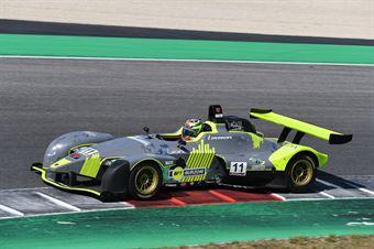 Zanardini Mirko, Wolf GB08 Thunder #11, Luxury Car Racing, CAMPIONATO ITALIANO SPORT PROTOTIPI