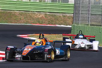 Fattorini Michele, Wolf GB08 Thunder #3, A.S.D. Speed Motor, CAMPIONATO ITALIANO SPORT PROTOTIPI