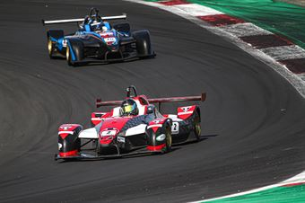 Pollini Matteo, Wolf GB08 Thunder #2, ASD Giacomo Race, CAMPIONATO ITALIANO SPORT PROTOTIPI