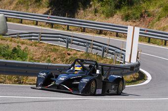 Alessandro Gromeneda ( Wolf Racing Cars #39), CAMPIONATO ITALIANO VELOCITÀ MONTAGNA