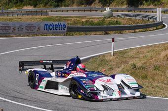 Christian Merli (Vimotorsport, Osella Fa 30 Zytek LRM #3), CAMPIONATO ITALIANO VELOCITÀ MONTAGNA
