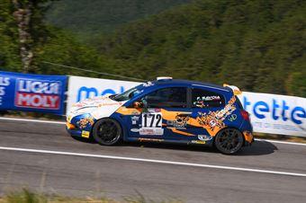 Francesco Savoia _( Gretaracing, Renault Clio Cup #172), CAMPIONATO ITALIANO VELOCITÀ MONTAGNA