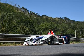 Merli Christian ( Vimotorsport, Osella FA 30 Zytek LRM #1), CAMPIONATO ITALIANO VELOCITÀ MONTAGNA