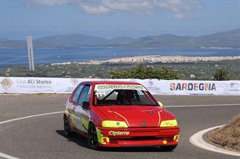 Leonardo Leonardi ( Peugeot 106 #111), CAMPIONATO ITALIANO VELOCITÀ MONTAGNA