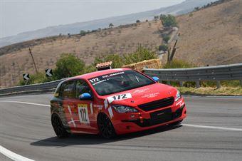 Gianluca Ammirabile (Peugeot 308 #172), CAMPIONATO ITALIANO VELOCITÀ MONTAGNA