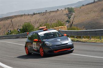 Giuseppe Cardillo ( Catania Corse, Renault Cloio #149), CAMPIONATO ITALIANO VELOCITÀ MONTAGNA