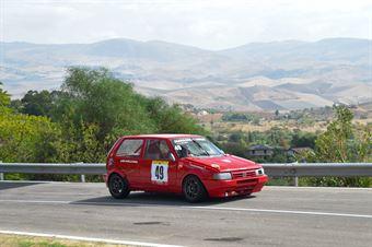 Giovanni Grasso ( Fiat Uno Turbo I.E. #49), CAMPIONATO ITALIANO VELOCITÀ MONTAGNA
