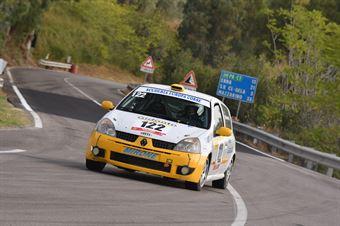 Santo Marletta ( Renault Clio RS Light #122), CAMPIONATO ITALIANO VELOCITÀ MONTAGNA