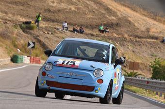 La Paglia Salvatore (Fiat Cinquecento #175), CAMPIONATO ITALIANO VELOCITÀ MONTAGNA