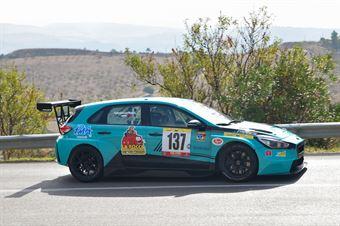 La Rocca Carlo Fabrizio ( Island Motorsport, Hyundai i30 #137), CAMPIONATO ITALIANO VELOCITÀ MONTAGNA