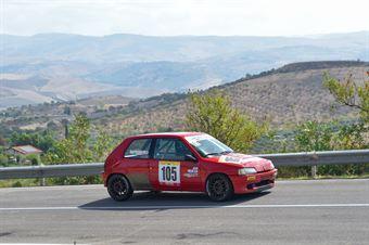 MAstrosimone Daniele Matteo ( Peugeot 106 #105), CAMPIONATO ITALIANO VELOCITÀ MONTAGNA