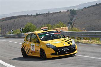 Antonino Torre ( Renault Clio Rs #141), CAMPIONATO ITALIANO VELOCITÀ MONTAGNA