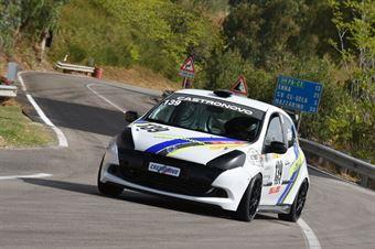 Salvatore Castronovo ( Renault Clio, Motor Team Nisseno #139), CAMPIONATO ITALIANO VELOCITÀ MONTAGNA
