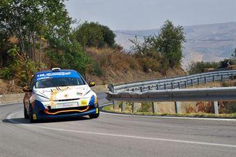 Grasso Giovanni (ACN Forze di Polizia, Renault Clio Sport #138), CAMPIONATO ITALIANO VELOCITÀ MONTAGNA