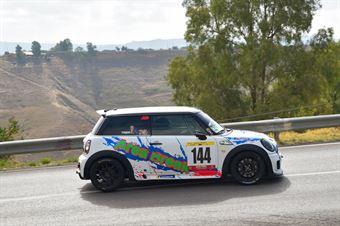 Liuzzi Giacomo (Abate Cars Racing Tecnology, Mini Cooper S #144), CAMPIONATO ITALIANO VELOCITÀ MONTAGNA