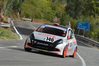 Ignazio Amato ( Trapani Corse, Renault Clio RS #146), CAMPIONATO ITALIANO VELOCITÀ MONTAGNA