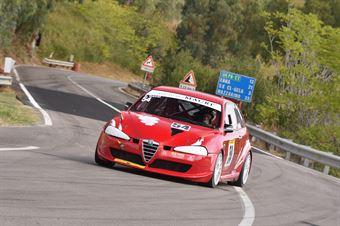 Alfio Tudisco ( Catania Corse, Renault Clio Rs #54), CAMPIONATO ITALIANO VELOCITÀ MONTAGNA