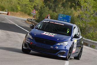 Vito Tagliente (Gretaracing Peugeot 308 #143), CAMPIONATO ITALIANO VELOCITÀ MONTAGNA