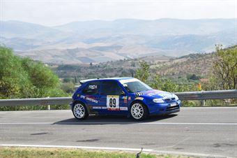 Fonti Alessandro Domenico ( Citroen Saxo , Island motorsport #89), CAMPIONATO ITALIANO VELOCITÀ MONTAGNA