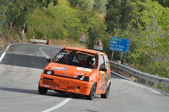 Di Bartolo Michele ( Catania Corse, Fiat Cinquecento #187), CAMPIONATO ITALIANO VELOCITÀ MONTAGNA