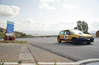 Turrisi Mario ( Giarre Corse, Renault Clio #118), CAMPIONATO ITALIANO VELOCITÀ MONTAGNA