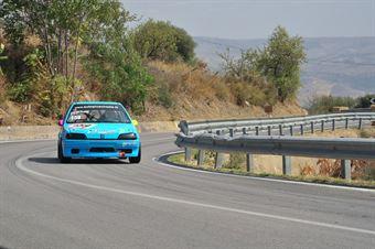 Arcidiacono Orazio (Peugeot 106 #159), CAMPIONATO ITALIANO VELOCITÀ MONTAGNA